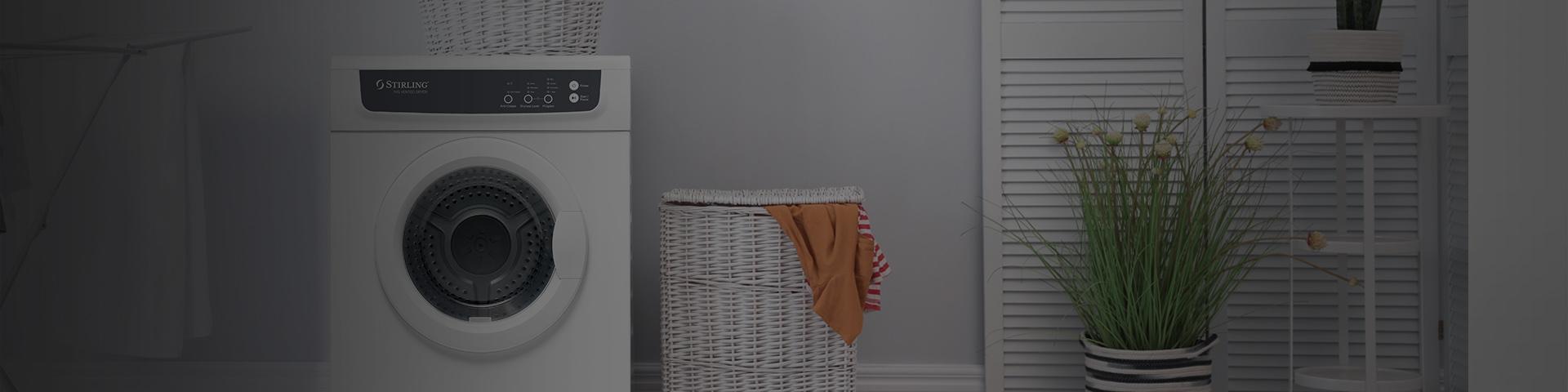 SVD7 - 7kg Clothes Dryer - banner - blank