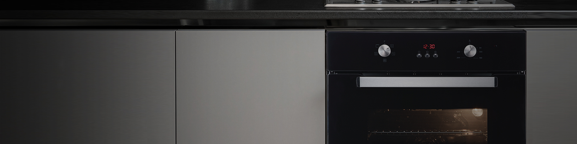 80L Electric Oven